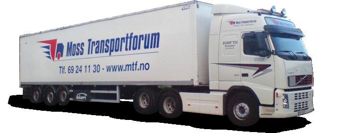 Moss Transportforum bil